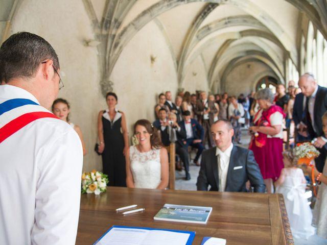 Le mariage de Sébastien et Aurélie à Le Bourget-du-Lac, Savoie 18