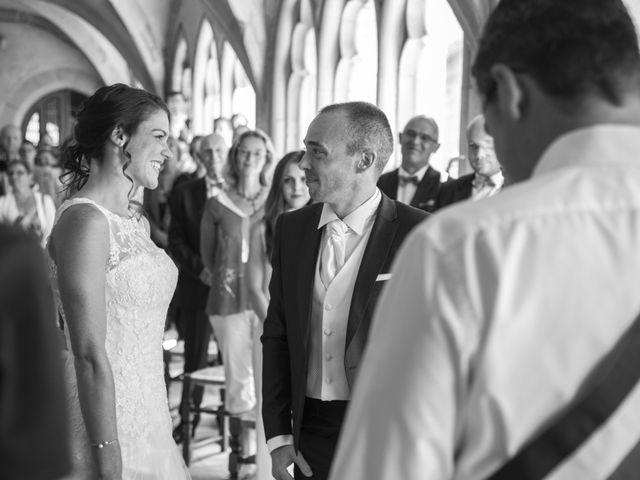 Le mariage de Sébastien et Aurélie à Le Bourget-du-Lac, Savoie 20