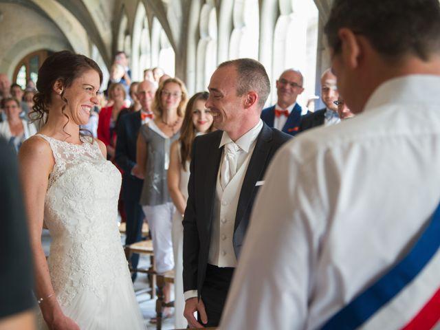 Le mariage de Sébastien et Aurélie à Le Bourget-du-Lac, Savoie 21