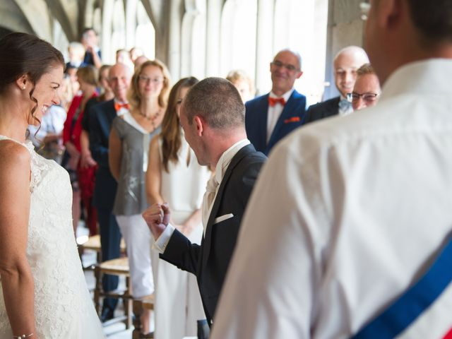 Le mariage de Sébastien et Aurélie à Le Bourget-du-Lac, Savoie 22