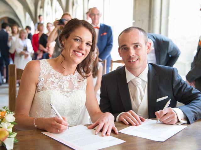 Le mariage de Sébastien et Aurélie à Le Bourget-du-Lac, Savoie 23