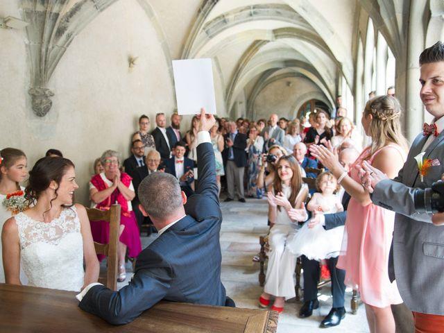 Le mariage de Sébastien et Aurélie à Le Bourget-du-Lac, Savoie 24