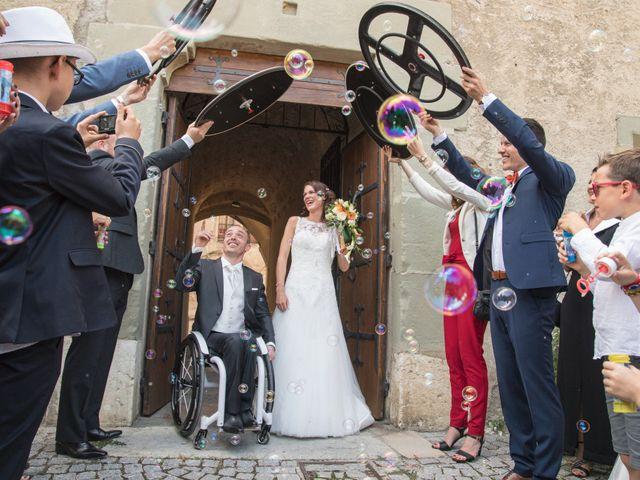Le mariage de Sébastien et Aurélie à Le Bourget-du-Lac, Savoie 25