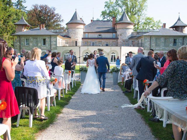 Le mariage de Sébastien et Aurélie à Le Bourget-du-Lac, Savoie 31