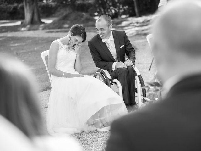 Le mariage de Sébastien et Aurélie à Le Bourget-du-Lac, Savoie 32