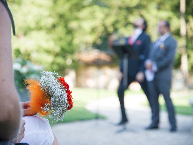 Le mariage de Sébastien et Aurélie à Le Bourget-du-Lac, Savoie 35