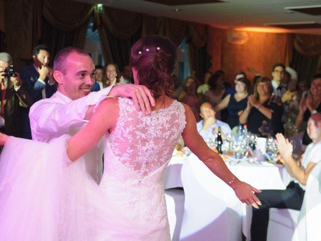 Le mariage de Sébastien et Aurélie à Le Bourget-du-Lac, Savoie 39