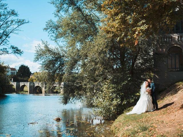 Le mariage de Gabriel et Elise à Lavardac, Lot-et-Garonne 8
