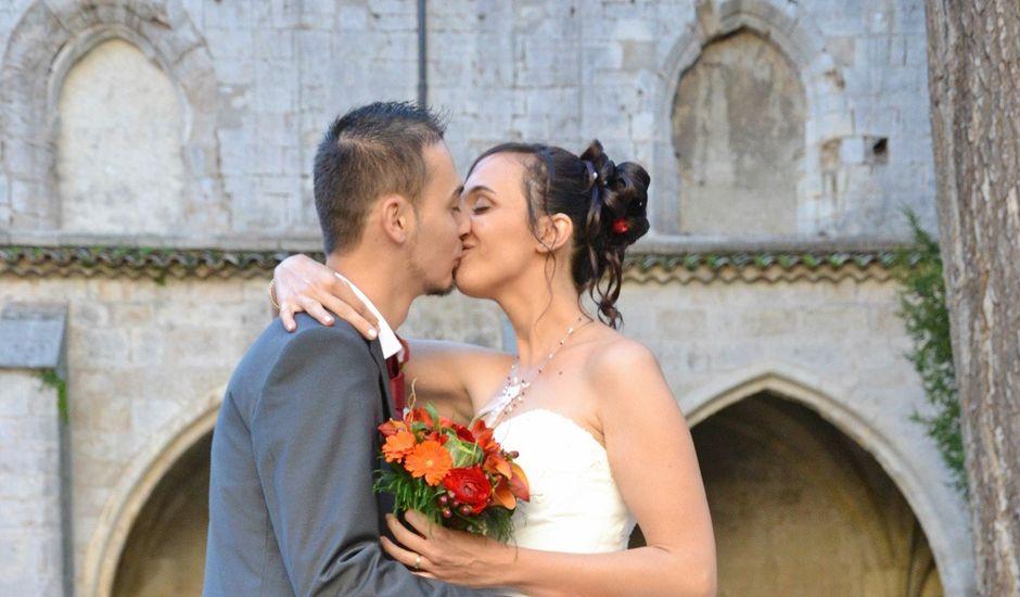 Le mariage de Laurent et Estelle à Saint-Maximin-la-Sainte-Baume, Var
