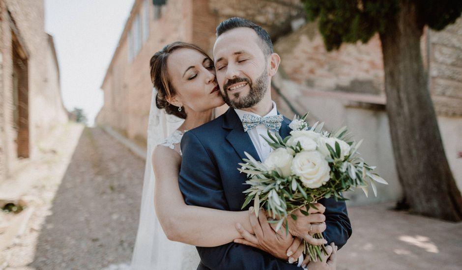 Le mariage de Magali et José à Saint-Estève, Pyrénées-Orientales