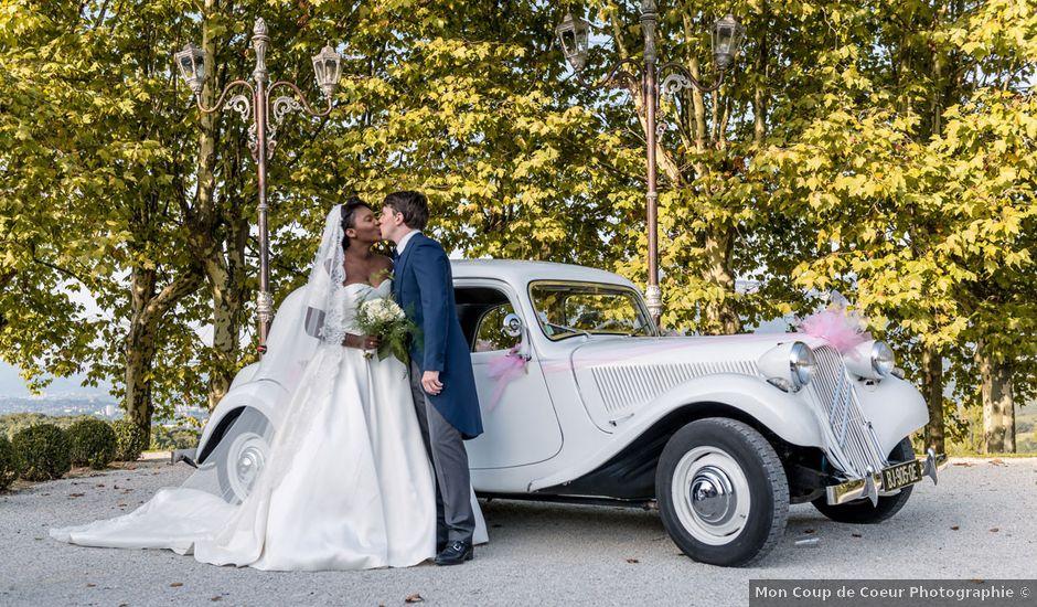 Le mariage de Alain et Cynthia à Montagnole, Savoie