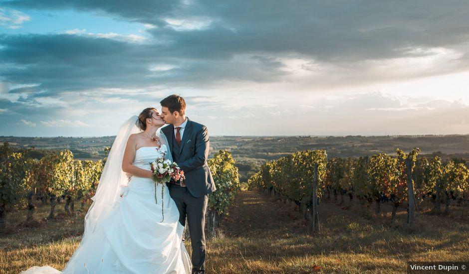 Le mariage de Gabriel et Elise à Lavardac, Lot-et-Garonne