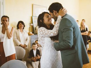 Le mariage de Adélie et Damien