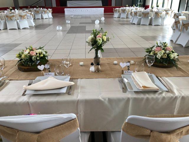 Le mariage de Julien et Mélanie à Granieu, Isère 6
