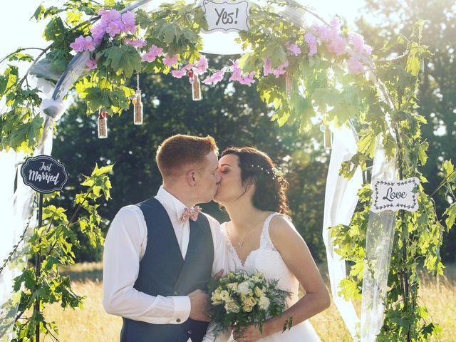 Le mariage de Julien et Mélanie à Granieu, Isère 7