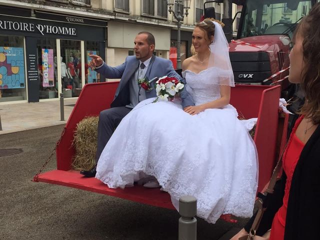 Le mariage de Steffy et Mickael