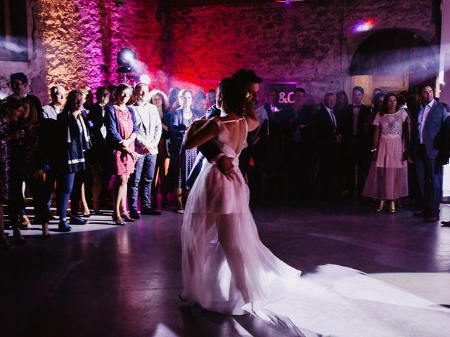 Le mariage de Cédric et Charlotte à Chaponost, Rhône 9