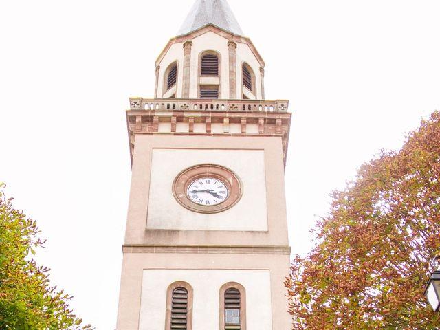 Le mariage de Tanguy et Sarah à Herbitzheim, Bas Rhin 3