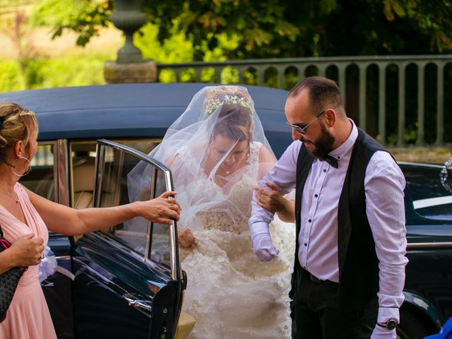 Le mariage de Tanguy et Sarah à Herbitzheim, Bas Rhin 8
