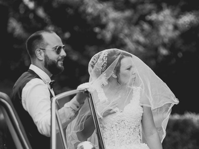 Le mariage de Tanguy et Sarah à Herbitzheim, Bas Rhin 9