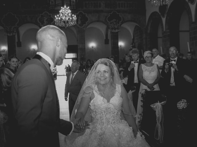 Le mariage de Tanguy et Sarah à Herbitzheim, Bas Rhin 12