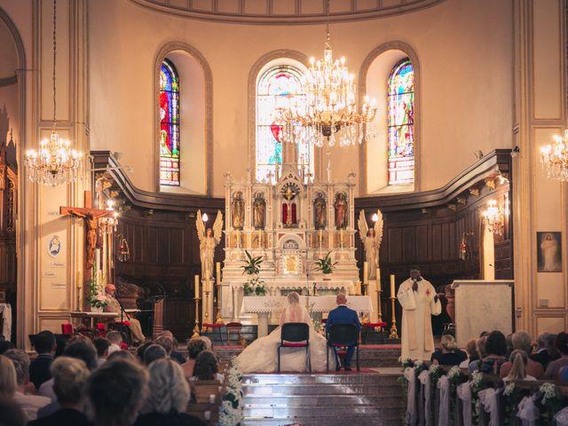 Le mariage de Tanguy et Sarah à Herbitzheim, Bas Rhin 14