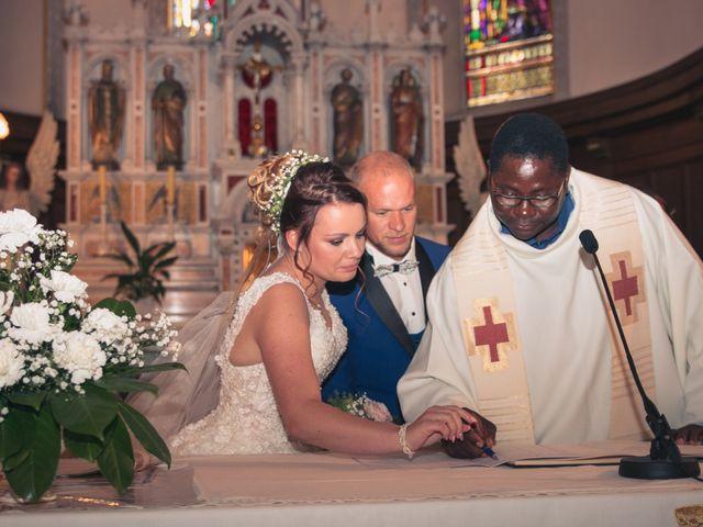 Le mariage de Tanguy et Sarah à Herbitzheim, Bas Rhin 15