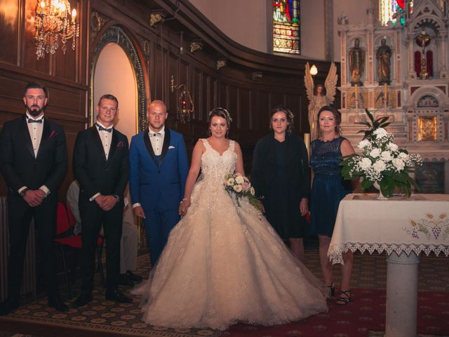 Le mariage de Tanguy et Sarah à Herbitzheim, Bas Rhin 19