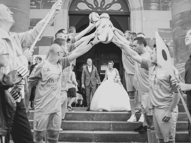 Le mariage de Tanguy et Sarah à Herbitzheim, Bas Rhin 21