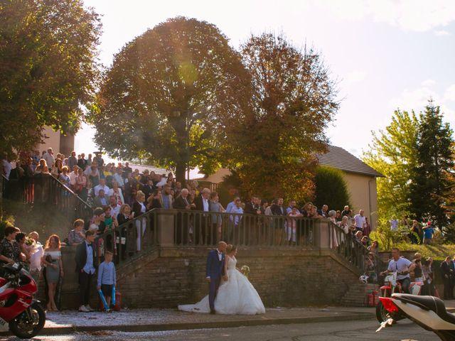 Le mariage de Tanguy et Sarah à Herbitzheim, Bas Rhin 25