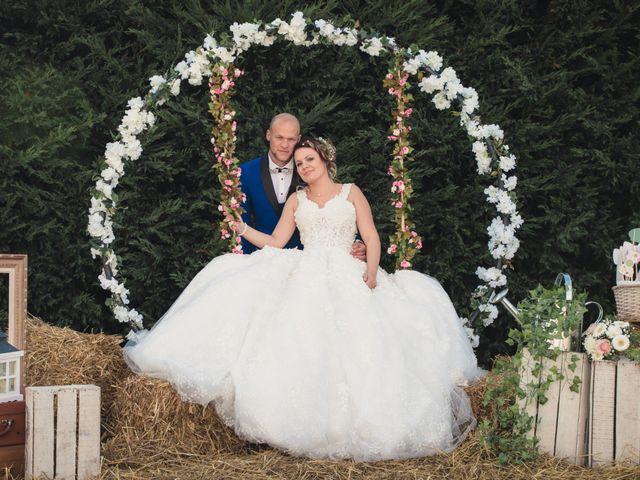 Le mariage de Tanguy et Sarah à Herbitzheim, Bas Rhin 38