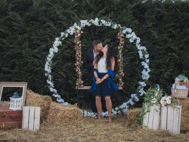 Le mariage de Tanguy et Sarah à Herbitzheim, Bas Rhin 39