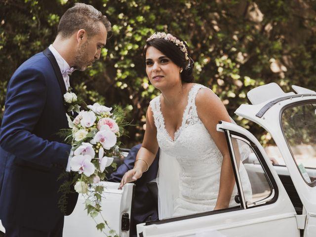 Le mariage de Sébastien et Diane à Trets, Bouches-du-Rhône 18