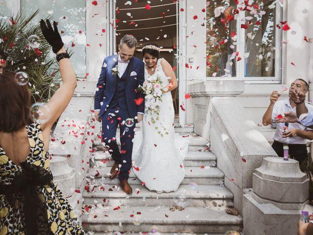 Le mariage de Sébastien et Diane à Trets, Bouches-du-Rhône 29