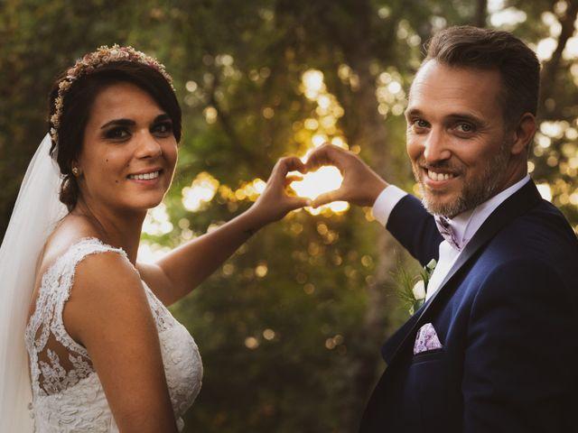 Le mariage de Sébastien et Diane à Trets, Bouches-du-Rhône 39