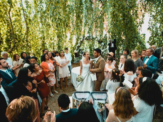 Le mariage de Pascal et Estelle à Saint-André-de-Chalencon, Haute-Loire 6