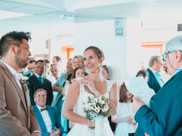 Le mariage de Pascal et Estelle à Saint-André-de-Chalencon, Haute-Loire 17