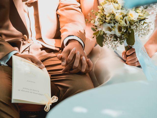 Le mariage de Pascal et Estelle à Saint-André-de-Chalencon, Haute-Loire 18