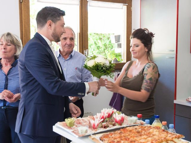 Le mariage de Laurent et Vanessa à Cluses, Haute-Savoie 13
