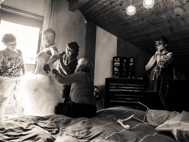 Le mariage de Laurent et Vanessa à Cluses, Haute-Savoie 15