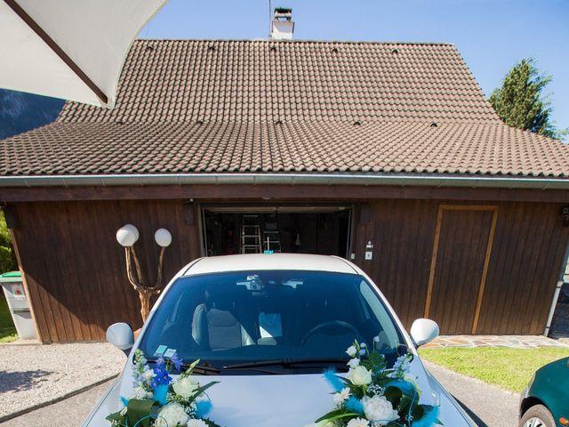 Le mariage de Laurent et Vanessa à Cluses, Haute-Savoie 18