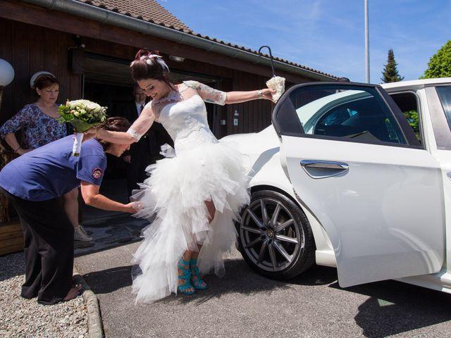 Le mariage de Laurent et Vanessa à Cluses, Haute-Savoie 19