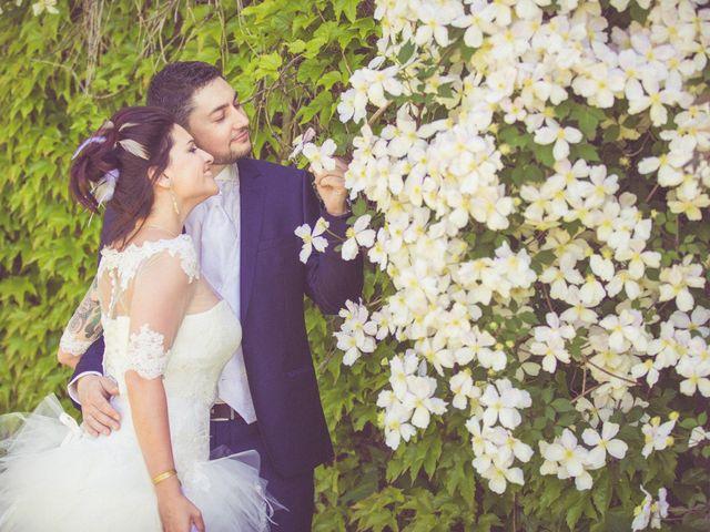 Le mariage de Laurent et Vanessa à Cluses, Haute-Savoie 24
