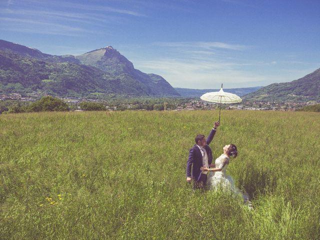 Le mariage de Laurent et Vanessa à Cluses, Haute-Savoie 25