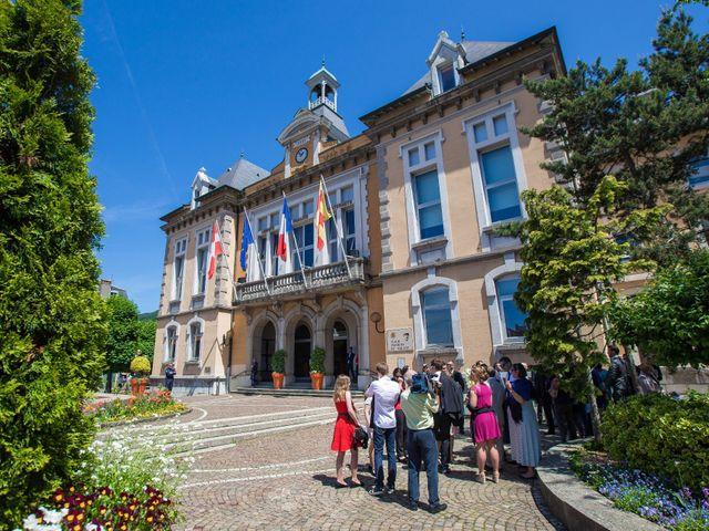 Le mariage de Laurent et Vanessa à Cluses, Haute-Savoie 27