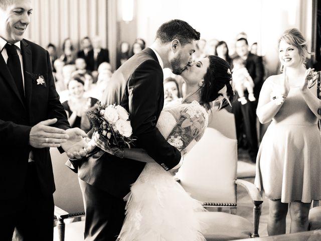 Le mariage de Laurent et Vanessa à Cluses, Haute-Savoie 28