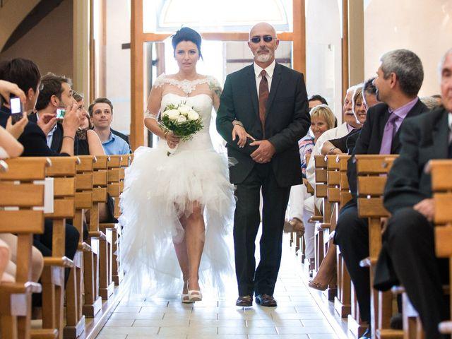Le mariage de Laurent et Vanessa à Cluses, Haute-Savoie 33
