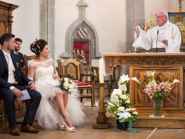 Le mariage de Laurent et Vanessa à Cluses, Haute-Savoie 36