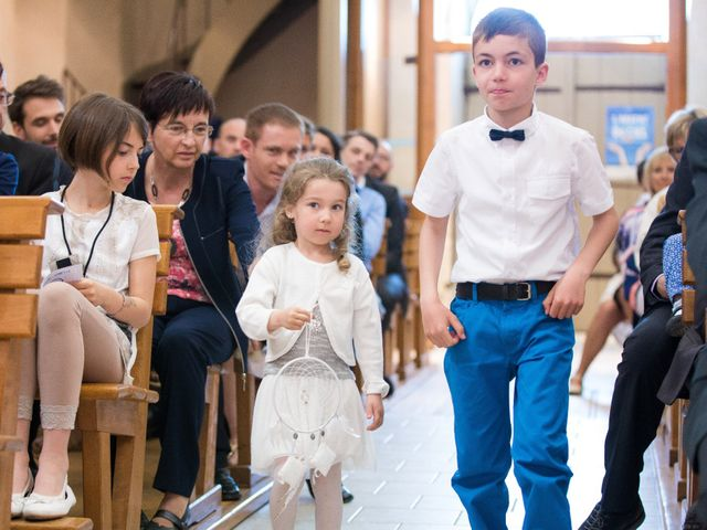 Le mariage de Laurent et Vanessa à Cluses, Haute-Savoie 37
