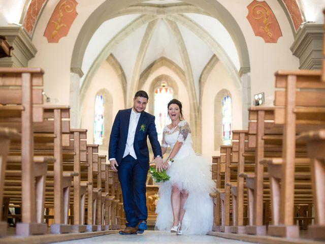 Le mariage de Laurent et Vanessa à Cluses, Haute-Savoie 40